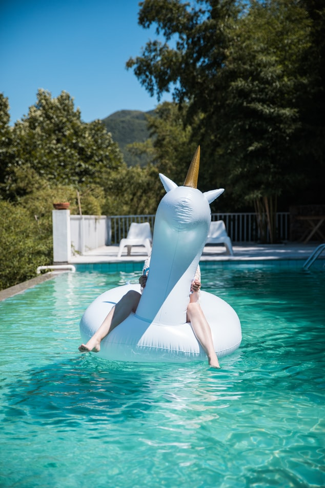 LICORNE GONFLABLE